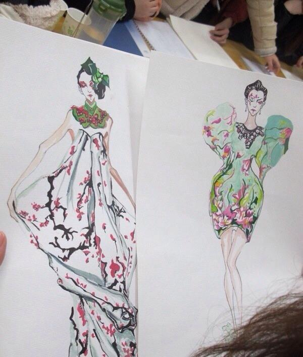 Certificate Of Professional Fashion Design La Mode College