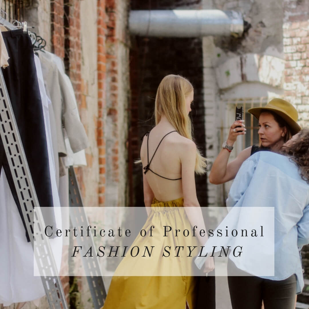 Fashion Styling Course Online Get qualified with La Mode College
