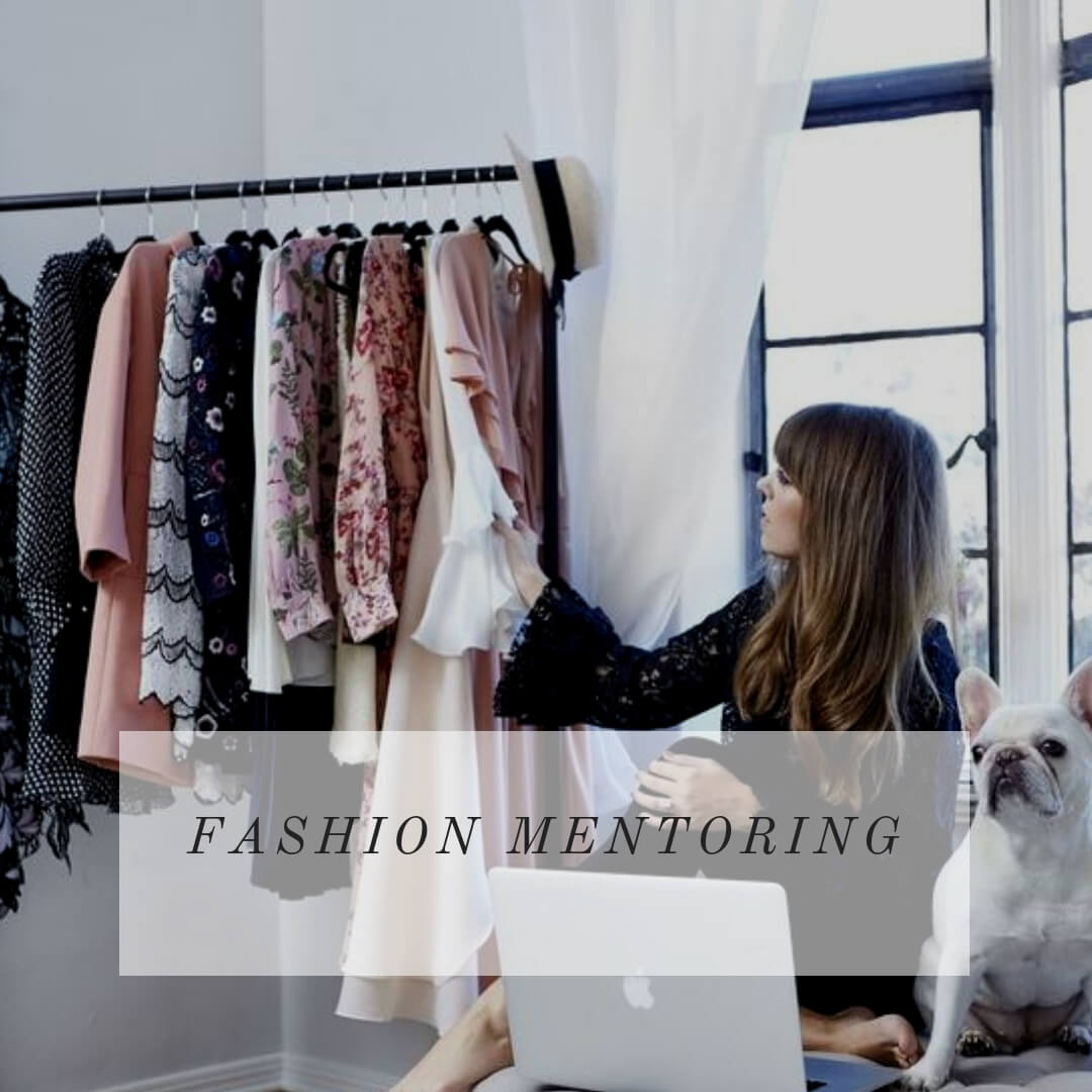 Get a Fashion Mentor to help you become successful